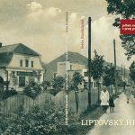 Publikácia LIPTOVSKÝ HRÁDOK príbeh mesta a jeho obyvateľov v prvej polovici 20.storočia