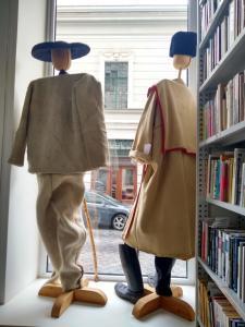 Expozícia venovaná ovčiarskym odevom a karpatskému rediku
